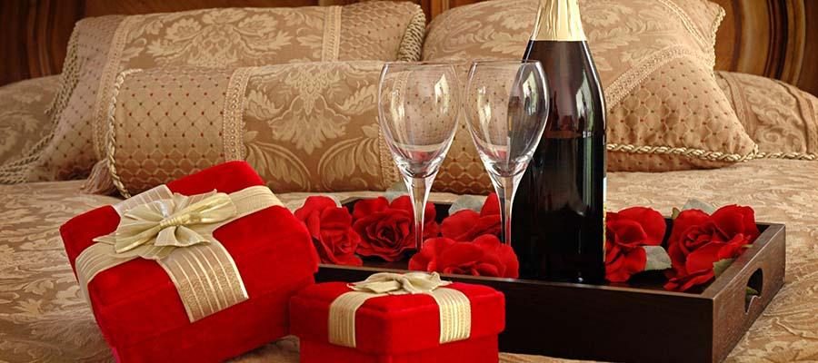 Sevgililer Gününde Romantik Bir Tatil - Sürpriz Hediye