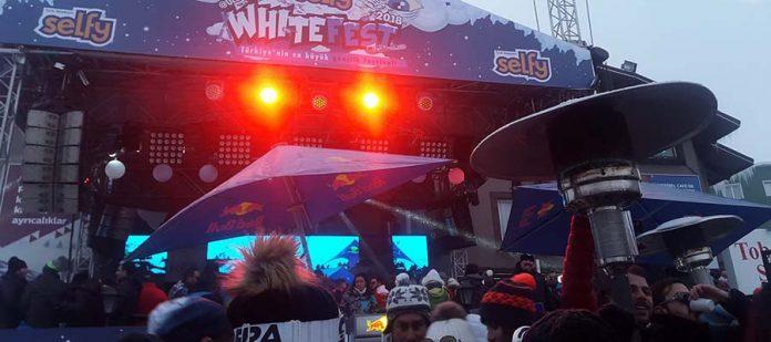 Uludağ Festivalleri - White Fest - Genel