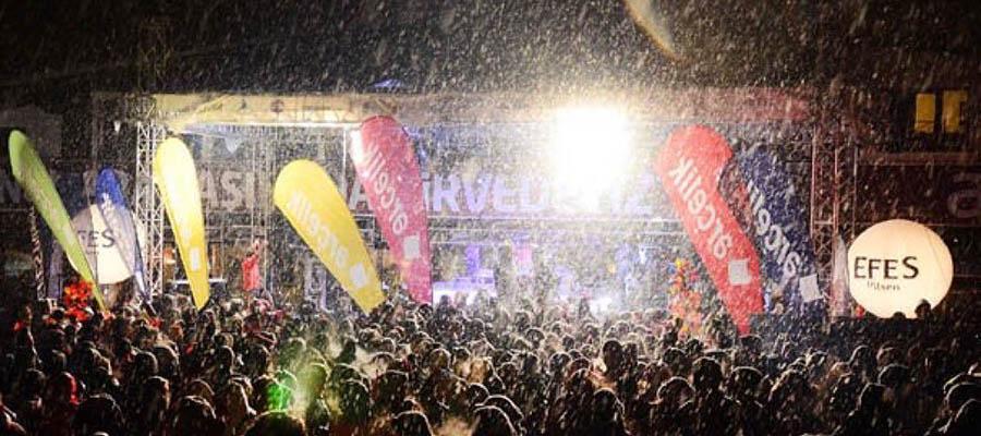 Uludağ Festivalleri - Winterfest - Genel