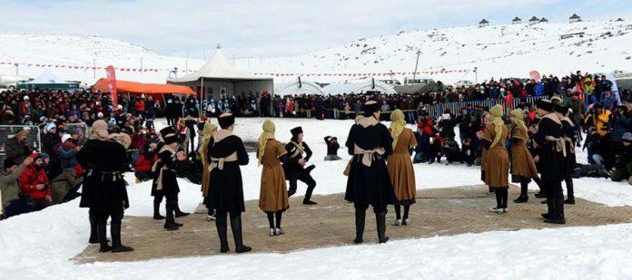 Çıldır Gölü - Festival
