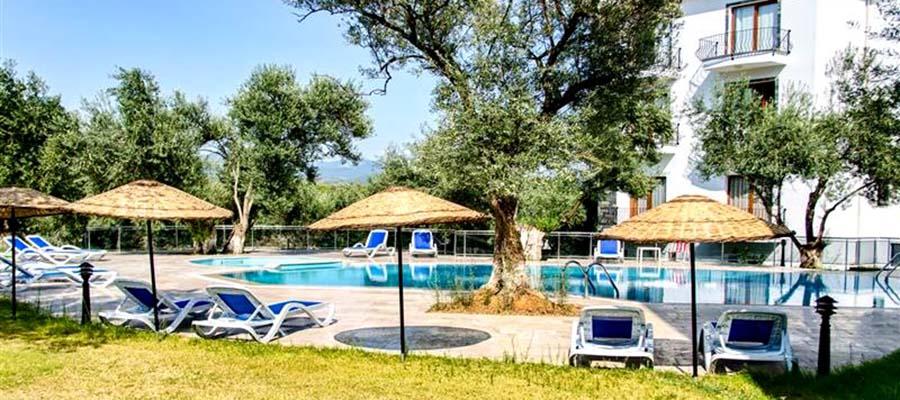 Elaia Termal Hotel - Havuz