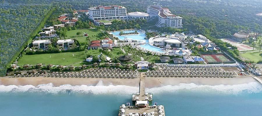 Erken Rezervasyon Otelleri - Ela Quality Resort Hotel
