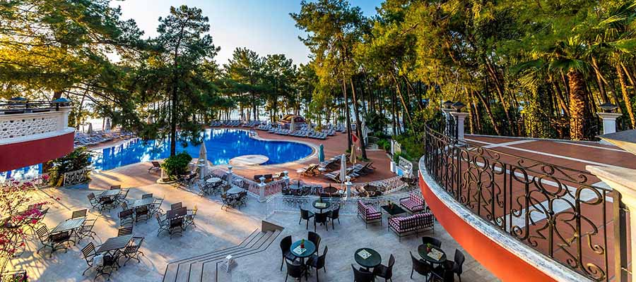 Grand Yazıcı Club Marmaris - Havuz