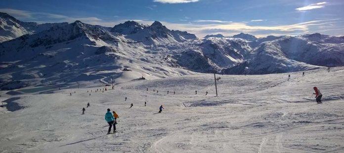 Fransa'nın En İyi Kayak Merkezleri - Les Contamines