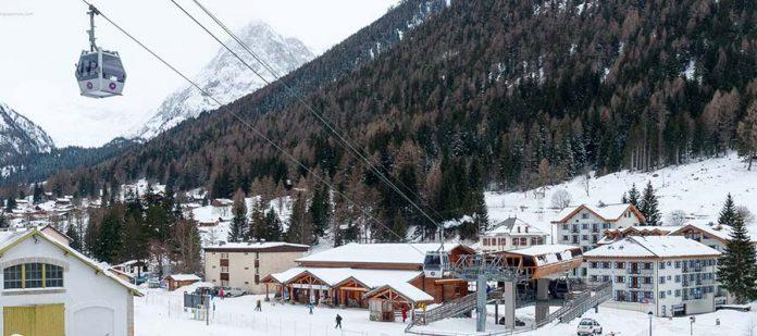 Fransa'nın En İyi Kayak Merkezleri - Vallorcine