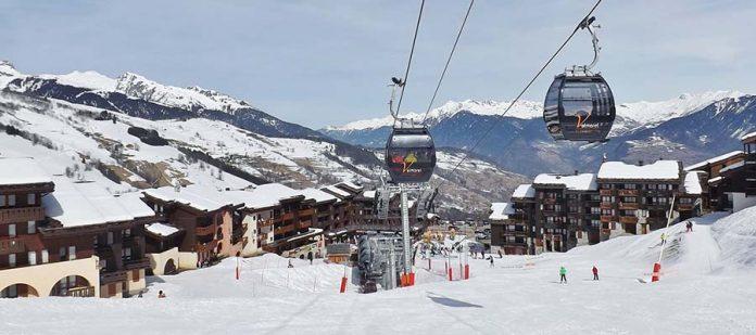Fransa'nın En İyi Kayak Merkezleri - Valmorel