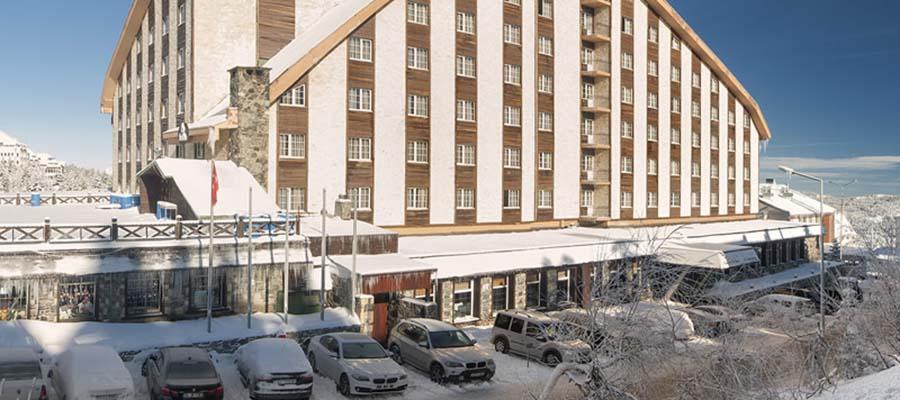 Grand Yazıcı Hotel - Genel Yorum
