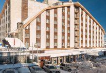 Grand Yazıcı Hotel - Kapak