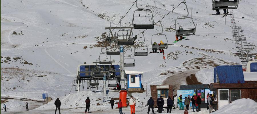 Gudauri Kayak Merkezi - Genel