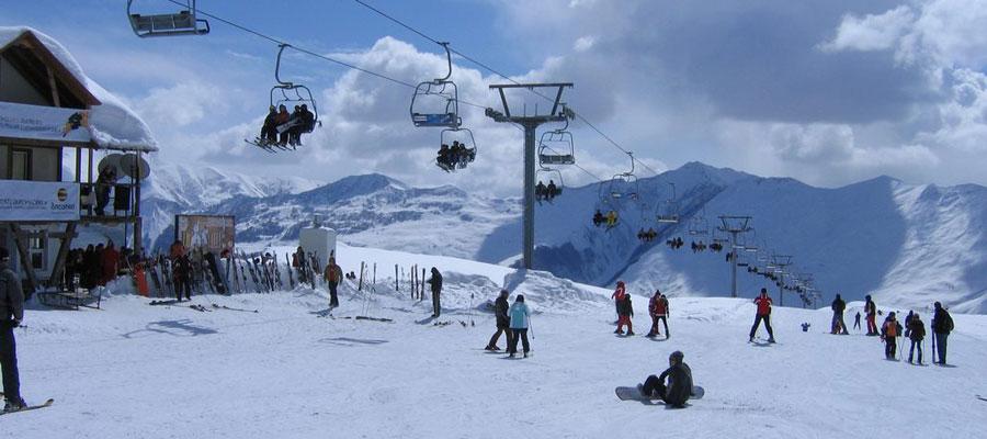 Gudauri Kayak Merkezi - Cafe