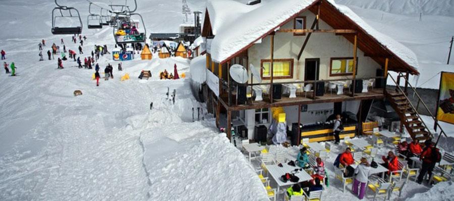 Gudauri Kayak Merkezi - Ev