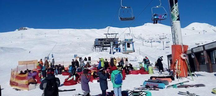 Gudauri Kayak Merkezi - Telesiyej