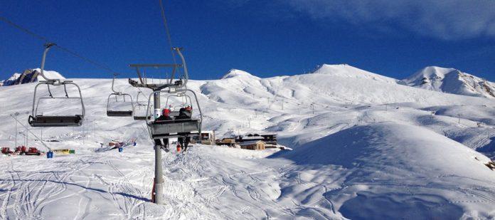 Gudauri Kayak Merkezi - Lift