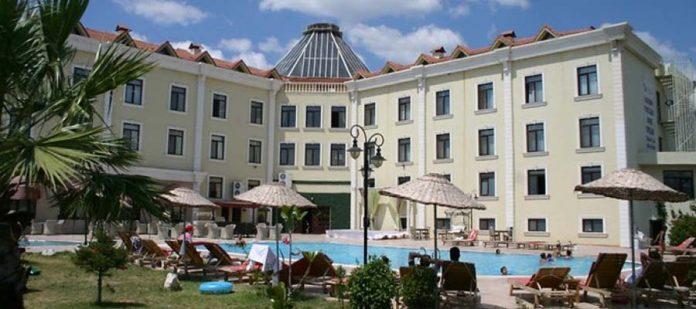 Güre Saruhan Hotel - Genel