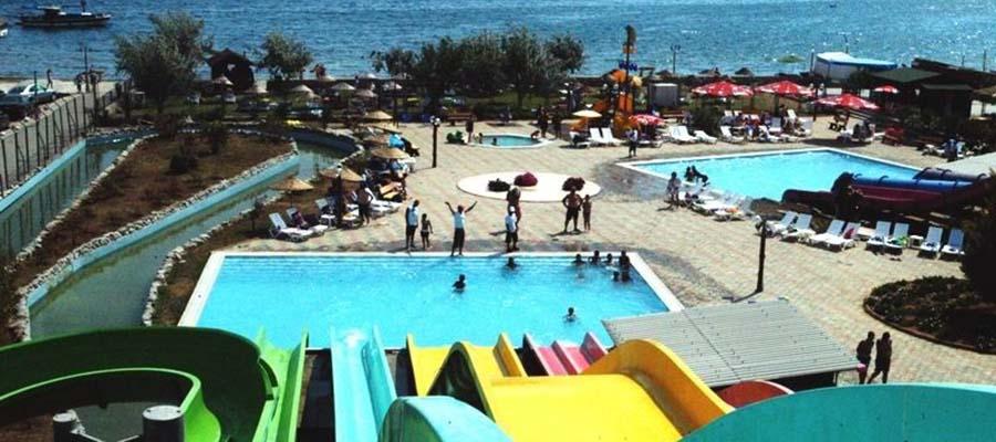 Güre Saruhan Hotel - Havuz
