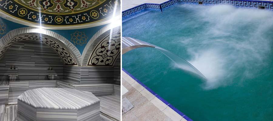 İnan Termal Resort Spa - Termal Havuz