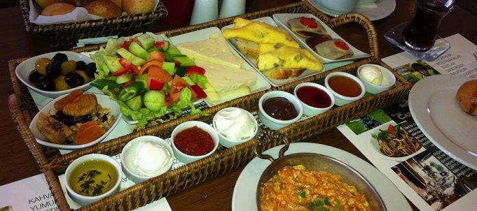 Kartalkaya Kayak Merkezi - Kahvaltı