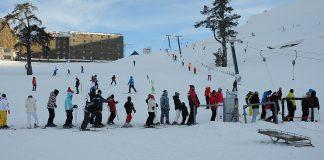 Kartalkaya Kayak Merkezi Bir Gün - Kapak