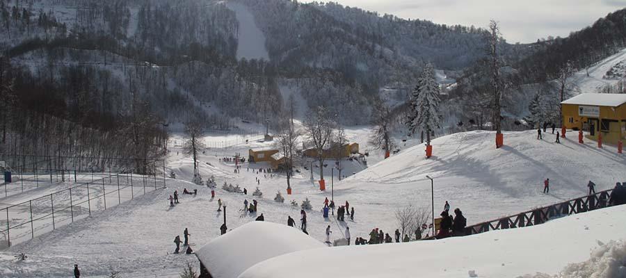 Kartepe Kayak Merkezi - Genel