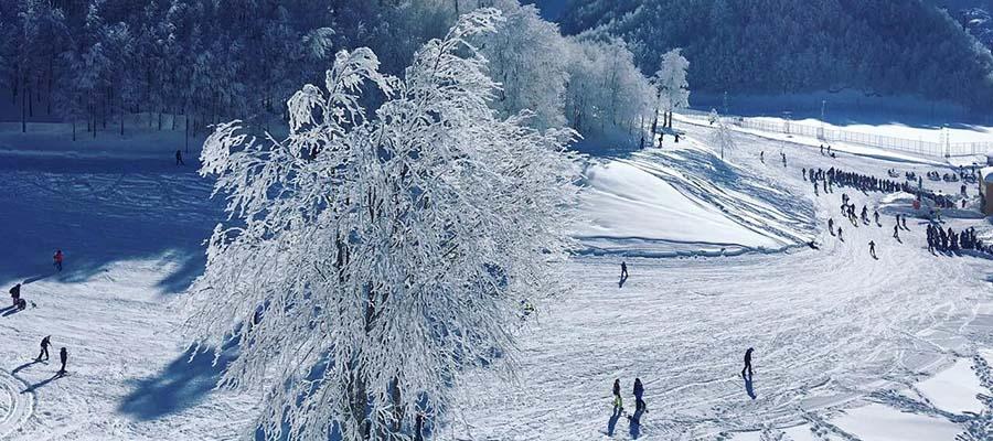 Kartepe Kayak Merkezi - Gezilecek Yerler