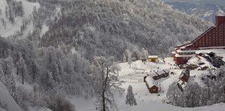Kartepe Kayak Merkezi - Manzara