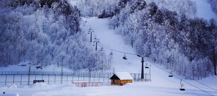 Kartepe Kayak Merkezi - Telesiyej