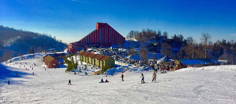 Kartepe Kayak Merkezi - Ulaşım