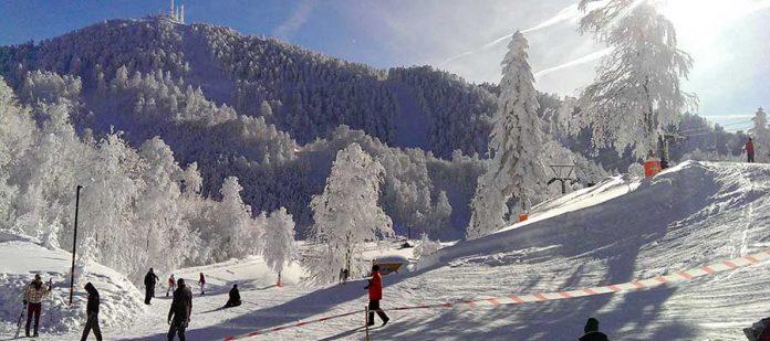 Kartepe Kayak Merkezi - Pistler - Genel