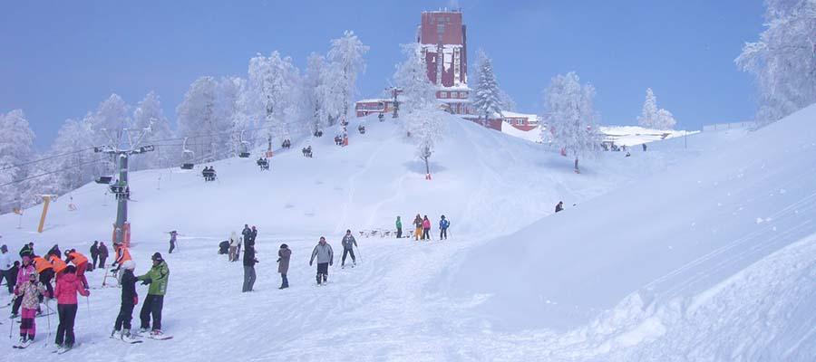 Kartepe Kayak Merkezi - Pistler