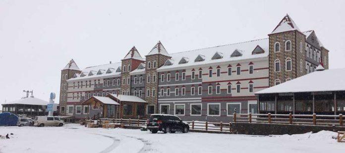 Kayak Balayı Otelleri - Kayi Snow Hotel - Genel