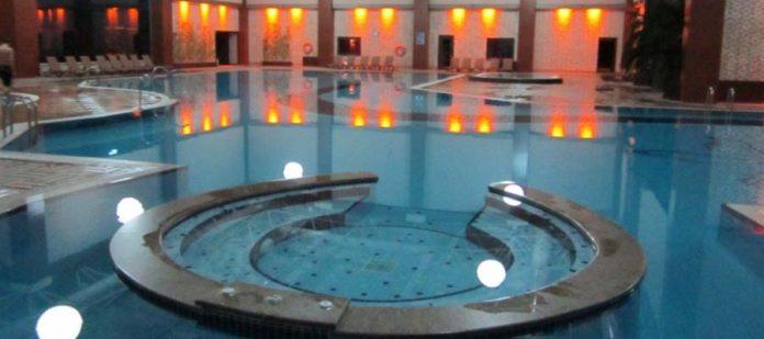 Kozaklı Termal - Havuz