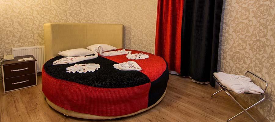 Divaisib Termal Resort Hotel Spa Kozaklı - Konaklama
