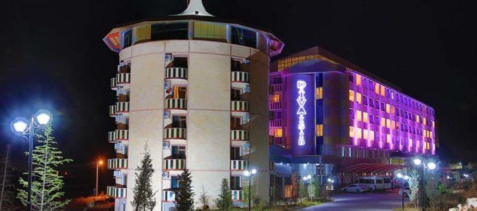 Divaisib Termal Resort Hotel Spa Kozaklı - Konaklamalar