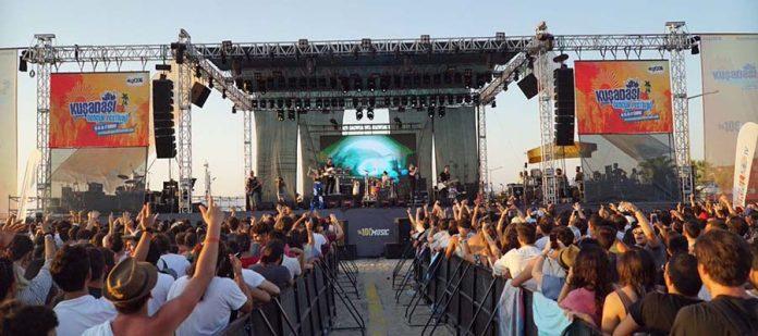 Kuşadası Gençlik Festivali - Konser