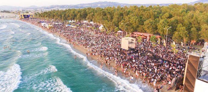 Kuşadası Gençlik Festivali - Konser Alanı