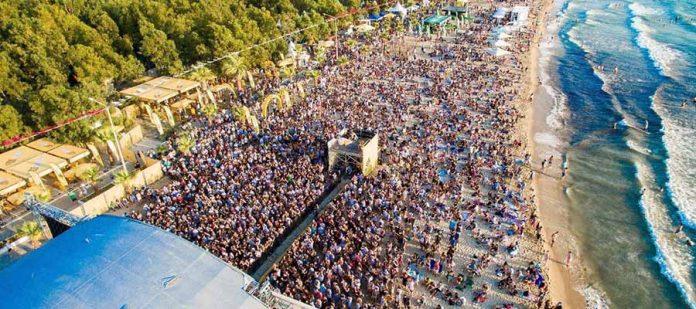 Kuşadası Gençlik Festivali - Konum