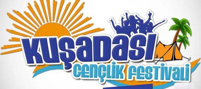 Kuşadası Gençlik Festivali - Logo