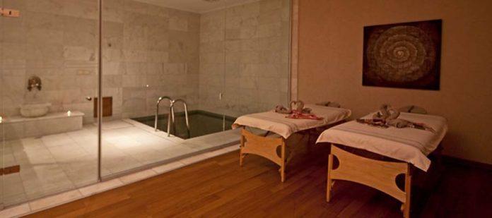 Mcg Çakmak Thermal Hotel - Özel Aile Banyosu