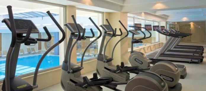 Mcg Çakmak Thermal Hotel - Fitness