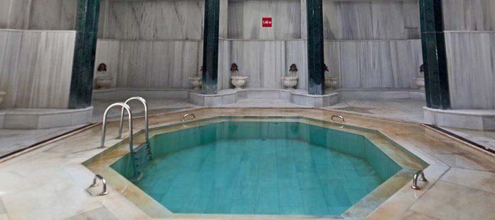 Mcg Çakmak Thermal Hotel - Termal Havuz