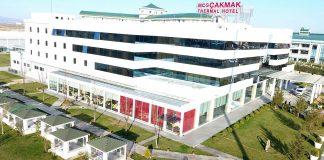 Mcg Çakmak Thermal Hotel - Manzara