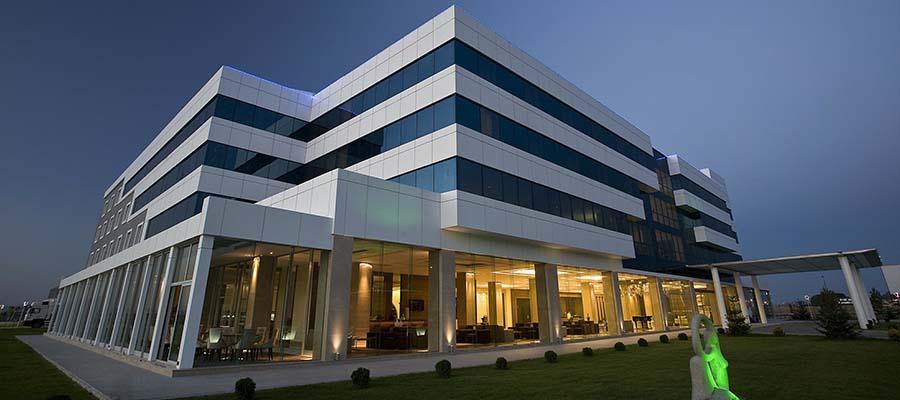 Mcg Çakmak Thermal Hotel - Otel