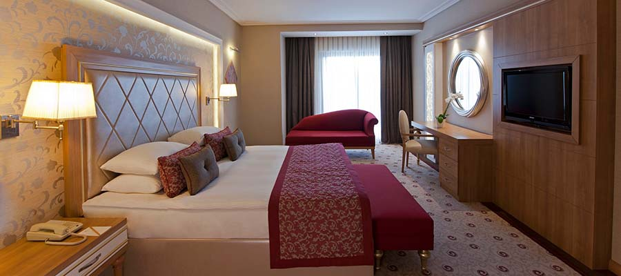 NG Afyon Wellness - Suite Oda