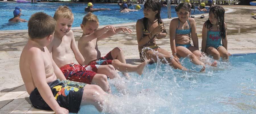 Pırıl Hotel - Çocuk Havuzu