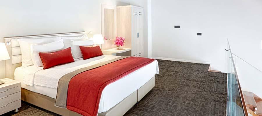 Pırıl Hotel - Dublex Oda