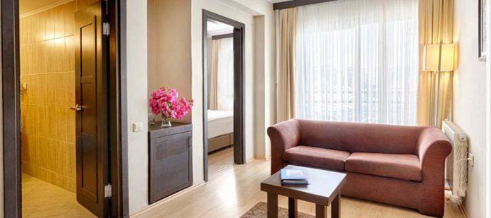 Pırıl Hotel - Junior Odası