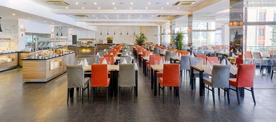 Pırıl Hotel - Ana Restorant