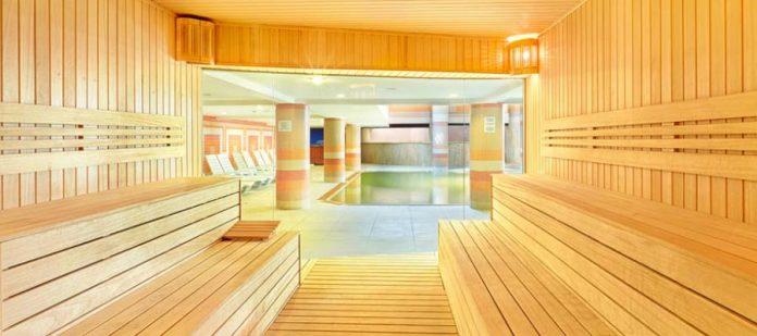 Pırıl Hotel - Sauna