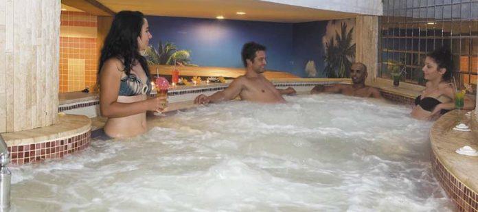 Pırıl Hotel - Termal Jakuzi