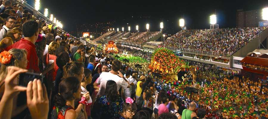Rio Karnavalı 2019 - Geçit Töreni